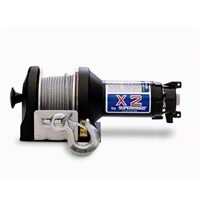 Superwinch X2F, 24VDC Utility/Trailer/Industrial Winch (Universal Application) - Superwinch 1215