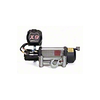 Superwinch X9 24VDC Winch With Roller Fairlead. (Universal Application) - Superwinch 1902B