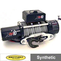 Smittybilt XRC 10 Comp Series Winch (Universal Application) - Smittybilt 98210