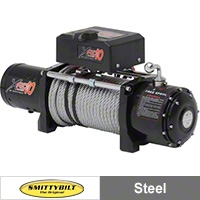 Smittybilt XRC 10 Winch (Universal Application) - Smittybilt 97210