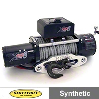Smittybilt XRC 8 Comp Series Winch (Universal Application) - Smittybilt 98281