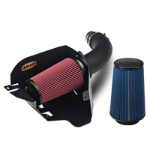 Airaid Cold Air Intake SynthaMax Dry Filter (07-11 Wrangler JK w/3.8L) - Airaid 311-208||313-208