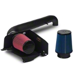 Airaid Cold Air Intake SynthaMax Dry Filter (97-06 Wrangler TJ w/4.0L) - Airaid 311-158||313-158
