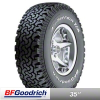 BF Goodrich All Terrain T/A KO 325/65R18 (87-15 Wrangler YJ, TJ & JK) - BF Goodrich 5968