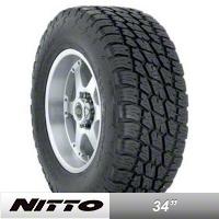 NITTO Terra Grappler LT295/70R18 (87-15 Wrangler YJ, TJ & JK) - NITTO 201-130
