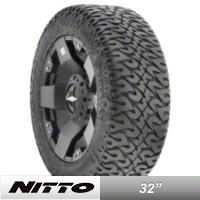 NITTO Dune Grappler 285/60R18 (87-15 Wrangler YJ, TJ & JK) - NITTO 202-740