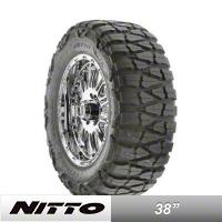 NITTO Mud Grappler 38X15.50R18 (87-15 Wrangler YJ, TJ & JK) - NITTO 200-500