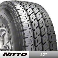 NITTO Dura Grappler LT245/75R17 (87-15 Wrangler YJ, TJ & JK) - NITTO 205-120