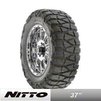 NITTO Mud Grappler 37X13.50R18 (87-15 Wrangler YJ, TJ & JK) - NITTO 200-660