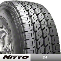 NITTO Dura Grappler 285/75R17 (87-15 Wrangler YJ, TJ & JK) - NITTO 205-370