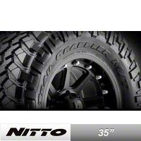 NITTO Trail Grappler 35x12.50R17 (87-15 Wrangler YJ, TJ & JK) - NITTO 205-730