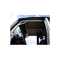 OR-Fab RUBICON SPORT CAGE - WRINKLE BLACK (11-13 Wrangler JK 4 Door) - OR-Fab 82350