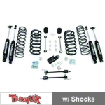 Teraflex 3 in. Lift Kit w/ Shocks (97-06 Wrangler TJ) - Teraflex 1241350