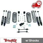 Teraflex 3 in. Lift Kit w/ Shocks (97-06 Wrangler TJ) - Teraflex 1241350