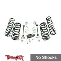 TeraFlex 3in. Lift Kit w/Lower FlexArms No Shocks (97-06 Wrangler TJ) - Teraflex 1456330