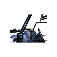 OR-Fab DASH BAR FOR SPORT CAGE, BICYCLE BLACK FINISH (97-05 Wrangler TJ) - OR-Fab 87008BB