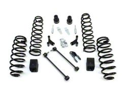 Teraflex 2.5 in. Lift Kit w/o Shocks w/ Adapters (07-16 Wrangler JK 2 Door)