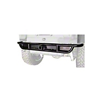 OR-Fab Rock Slider Rear Bumper, Bicycle Black (87-06 Wrangler YJ & TJ) - OR-Fab 83100BB