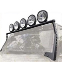 Smittybilt Textured Black XRC Light Bar (97-06 Wrangler TJ) - Smittybilt 76910