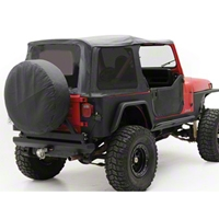 Smittybilt Replacement Top w/ Tinted Windows, Spice Denim (97-06 Wrangler TJ) - Smittybilt 9970217