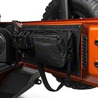 Smittybilt GEAR Tailgate Cover - Black (07-15 Wrangler JK) - Smittybilt 5662301