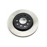 TeraFlex Big Brake RAW Front Single Rotor PLAIN 13.3 In. Diameter Sold as Replacemnt Rotor (07-13 Wrangler JK) - Teraflex 4303419