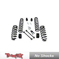 TeraFlex 3 in. Lift Kit No Brake Lines or QD Hardware (07-13 Wrangler JK 4 Door) - Teraflex 1151209