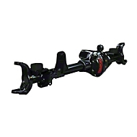 Teraflex JK Front Rubicon 44 Replacement Assembly, Includes Axle Seals and Upper Bushings 3-4 In. with raised track bar bracket (07-13 Wrangler JK) - Teraflex 3644004