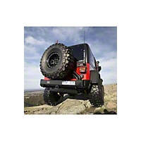 ARB Rear Tire Carrier (97-06 Wrangler TJ) - ARB 5750012