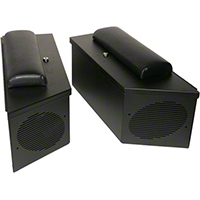 Tuffy Cushion Set for Speaker Storage Lockbox Set (Universal Application) - Tuffy C020-01