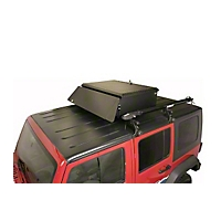 Tuffy Mounting Kit for Roof Rack Box (Universal Application) - Tuffy 155-01
