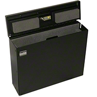 Tuffy Laptop Computer Security Lockbox (Universal Application) - Tuffy 182-01
