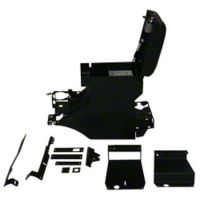 Tuffy Security Full Console, Deluxe (11-14 Wrangler JK) - Tuffy 274-01