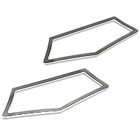 T-REX T1 Series  In.Sahara In. Trim Kit  (07-13 Wrangler JK) - T-REX 10486