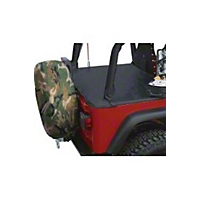 VDP 27 In. - 29 In. Spare Tire Cover, Camouflage (Universal Application) - VDP 50772931A