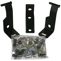 Tuffy Mounting Kit (87-95 Wrangler YJ) - Tuffy 045-01