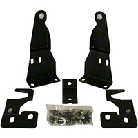 Tuffy Mounting Kit (97-02 Wrangler TJ) - Tuffy 038-01