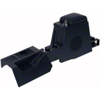 Tuffy Series II Speaker/Storage Security Console, Black (97-06 Wrangler TJ) - Tuffy 066-01