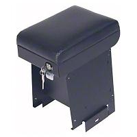 Tuffy Security Console Insert, Dark Slate (07-16 Wrangler JK) - Tuffy 139-08