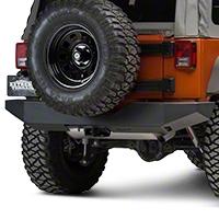 MBRP Rear Full Width Bumper (07-15 Wrangler JK) - MBRP 131095