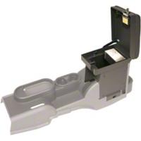 Tuffy Security Console Insert, Medium Khaki (07-16 Wrangler JK) - Tuffy 139-11