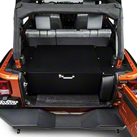 Tuffy Security Drawer (07-13 Wrangler JK) - Tuffy 140-01