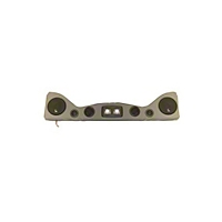 VDP Gray 6 Speaker Upholstered Sound Bar (87-02 Wrangler YJ & TJ) - VDP 792511