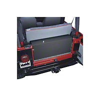 Tuffy Security Storage Trunk (97-13 Wrangler TJ & JK) - Tuffy 039-01