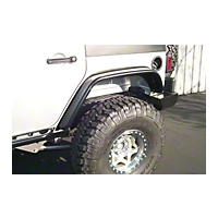 Pure Jeep Rear Tube Fenders  (07-13 Wrangler JK) - Pure Jeep PJ4025