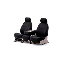 Coverking Front Neoprene Seat Cover Without Jeep Logo (91-95 Wrangler YJ w/ Reclining Bucket Seats) - Coverking SPC146L