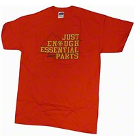 Just Enough Essential T-Shirt - Old Toledo Brands JPS1042S