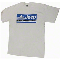Jeep Defining Peak T-Shirt - Old Toledo Brands JPS1048S