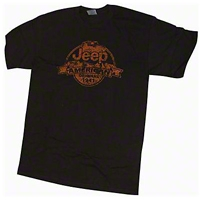 American Original Brown T-Shirt - Old Toledo Brands JPS1060S