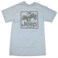 American Legend Lt blue T-Shirt - Old Toledo Brands JPS1066S